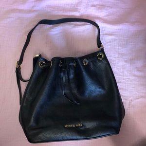 Black Michael Kors Shoulder Bag